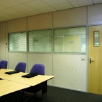Colourline Office Partitioning