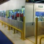Elan Warehouse Partitioning