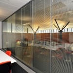 Quartz Frameless Glass Partitions