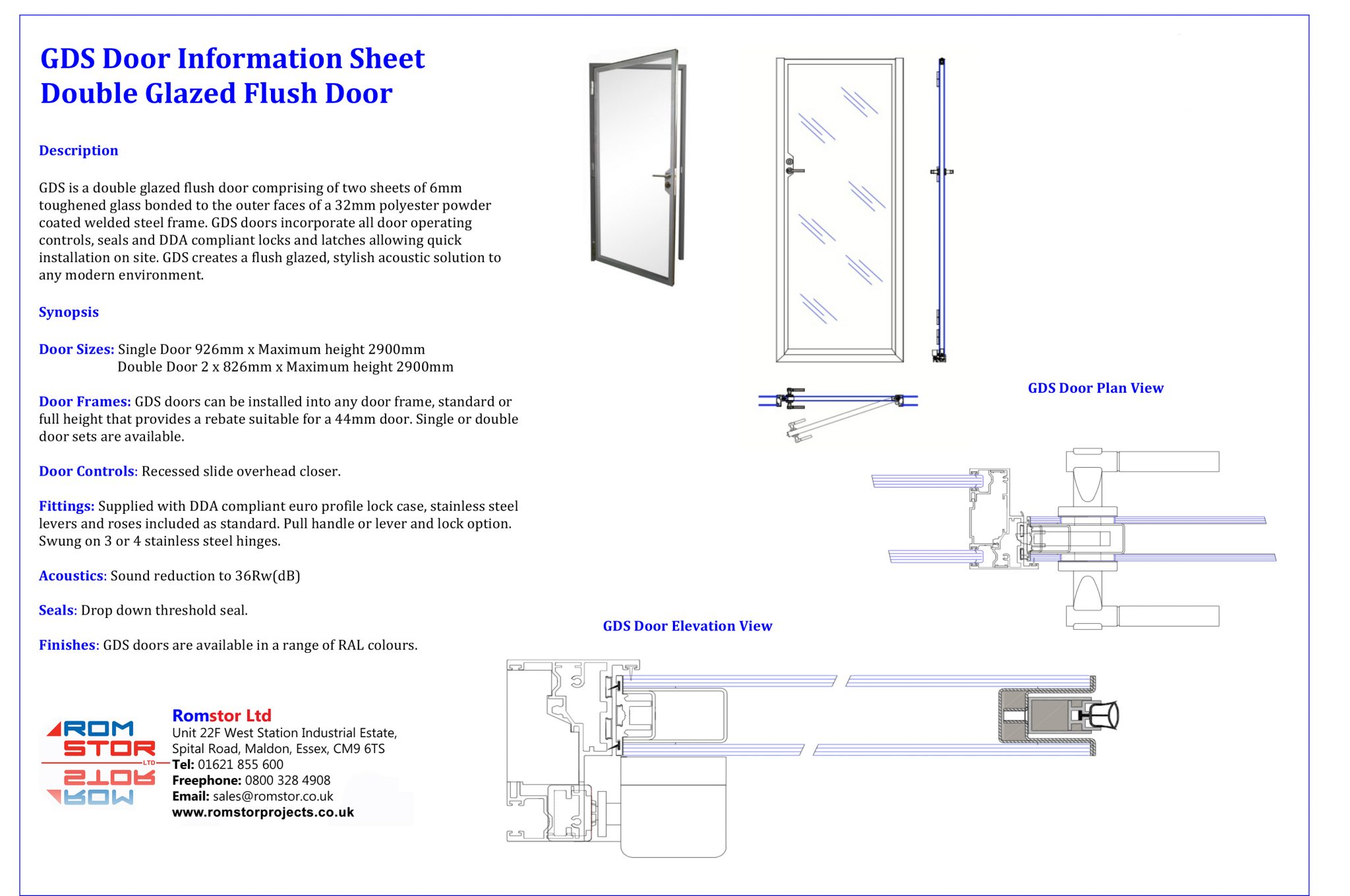 Glass doors romstor office partitioning projects glass doors glass doors glass doors gds glass doors technical sheet planetlyrics Image collections