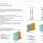 Apex Bi-Block Partitions Technical Sheet