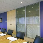 Silverline Framed Partitions