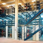 Multi-Tier Shelving Systems