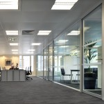 Vetro Office Partitioning