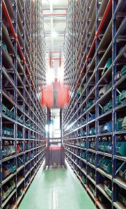 Longspan - Warehouse Shelving