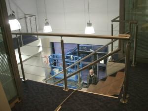 Mezzanine Floor - Romstor