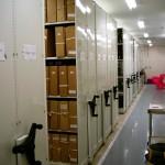 Mobile Shelving Storage