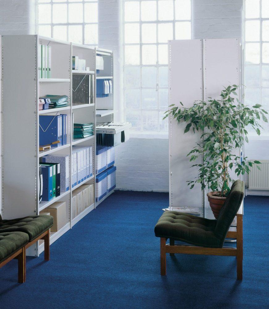 office shelving solutions. Office Shelving Solutions